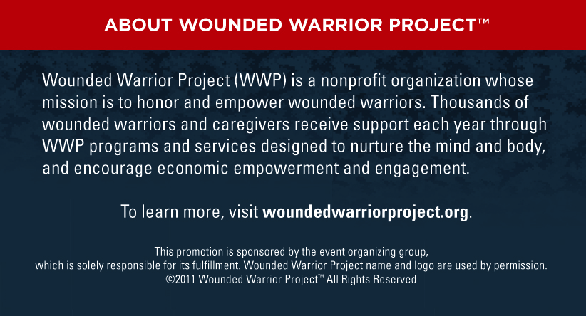 wounded warrior project org